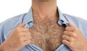 مردان پر مو میل جنسی بیشتری دارند