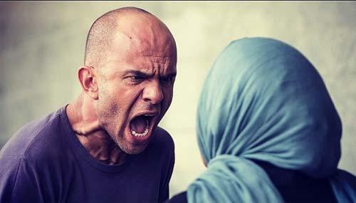 هنگام عصبانیت چه رفتاری دارد