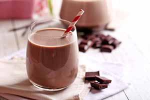 شیر شکلات بعد از رابطه جنسی