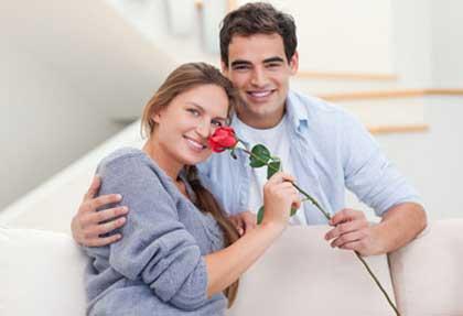 فرمول روابط زناشویی