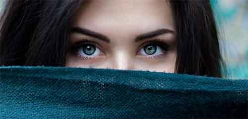 ارتباط چشمی قوی برای جذب جنس مخالف