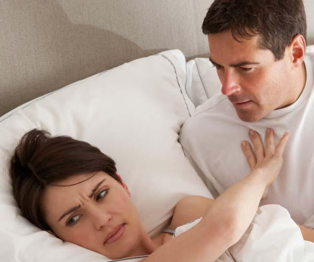 شوهرم مرتبا درخواست رابطه جنسی دارد