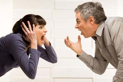 با شوهرتان لجبازی و مشاجره نکنید