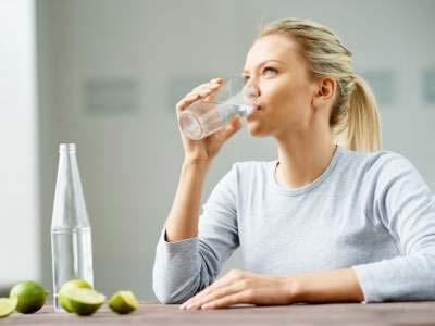 زنان بعد از رابطه جنسی آب بنوشند
