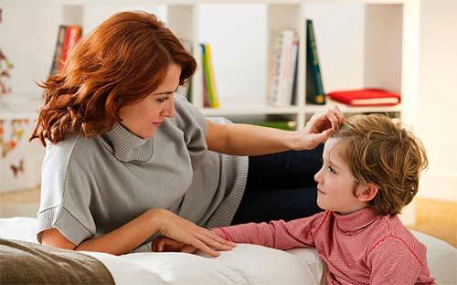 حرف زدن در مورد حریم شخصی با کودکان
