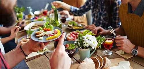 روش چهارم مقابله با افسردگی: پیروی از رژیم غذایی سالم و ضدافسردگی