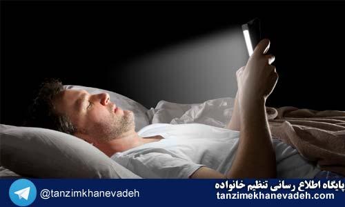 بررسی شبکه های اجتماعی در رخت خواب