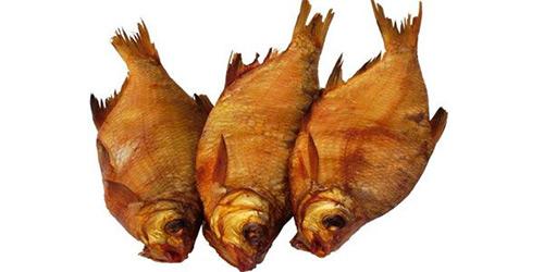 ماهیها و غذاهای دودی