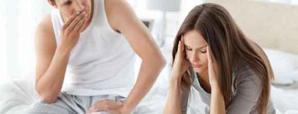 استرس و کم شدن میل جنسی