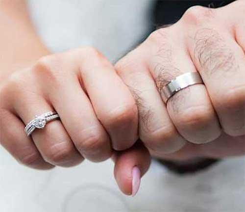 حقایق جالب درباره حلقه ازدواج
