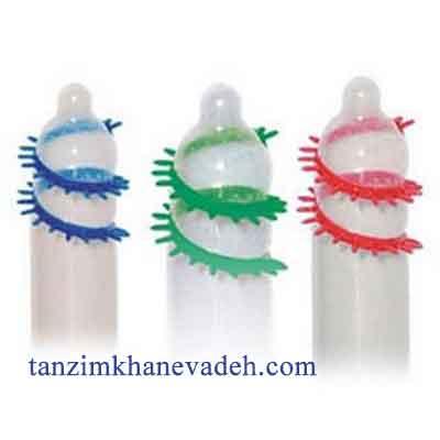 کاندوم فضایی چرخشی