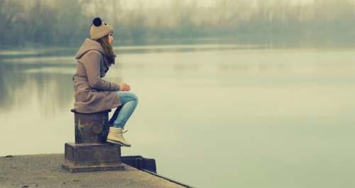 رنج شکست عشقی ،خودتان را ببخشید