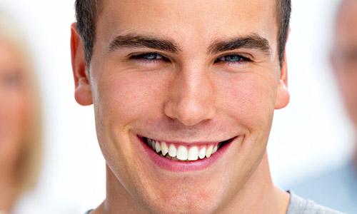 دندان های مردان