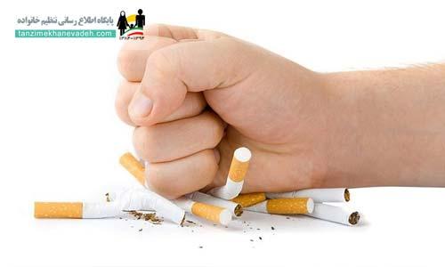 برای درمان اختلال نعوظ ،سیگارنکشید