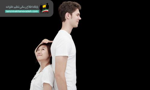 زنان مردان قدبلند را ترجیح می دهند