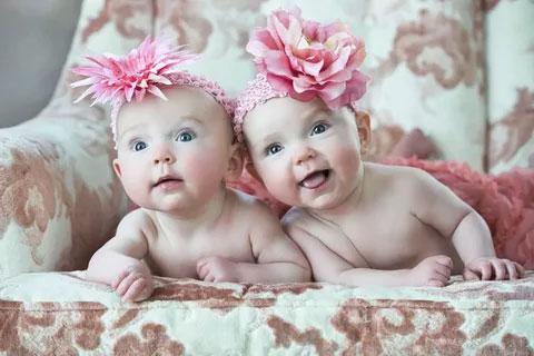 بهترین راه برای باردار شدن دوقلو به طور طبیعی