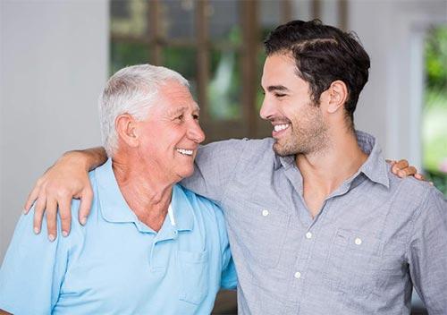 مردان مثل پدرانشان عمل می کنند