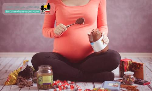 ویار در دوران بارداری