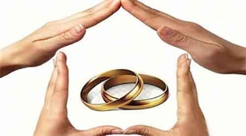 با خودش ازدواج می کنم نه خانوادش