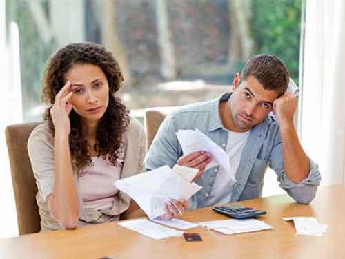 مسائل مالی در زندگی مشترک