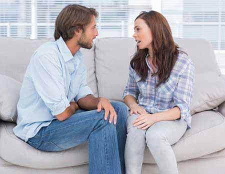 گفتن رابطه قبل از ازدواج به همسر