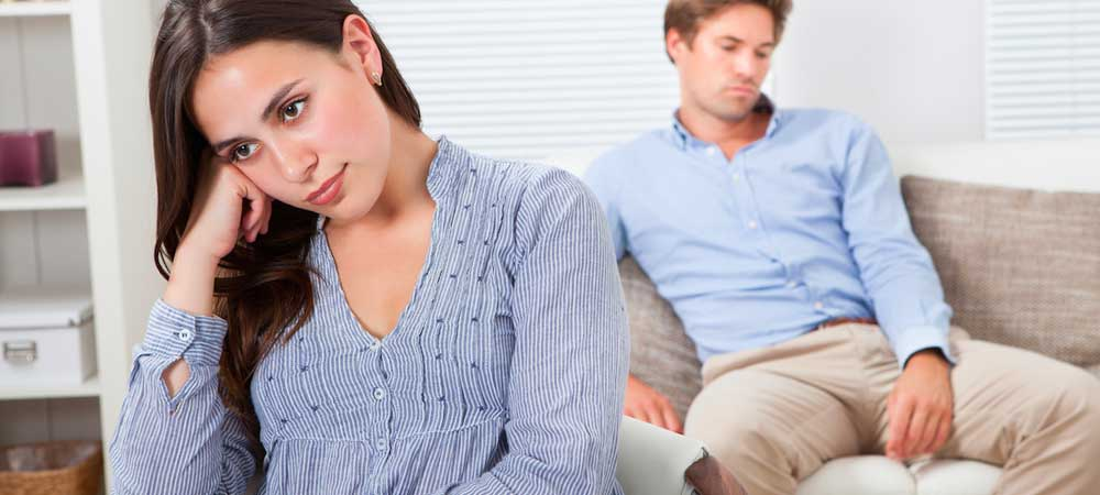 آیا کنار آمدن با خصوصیات منفی همسر درست است ؟