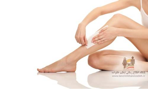 بهترین روش برای زدن موهای زائد ساق پا