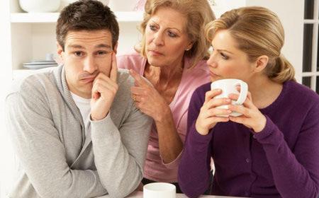 نکات مهم در رابطه با مادر شوهر