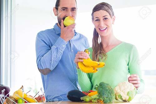 قبل و بعد از رابطه زناشویی چی بخوریم