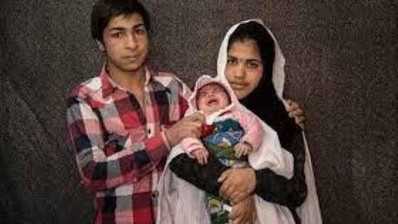 وضعیت نادرست ازدواج کودکان