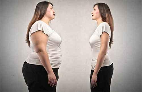چاق ها زودتر افسرده می شوند یا لاغرها