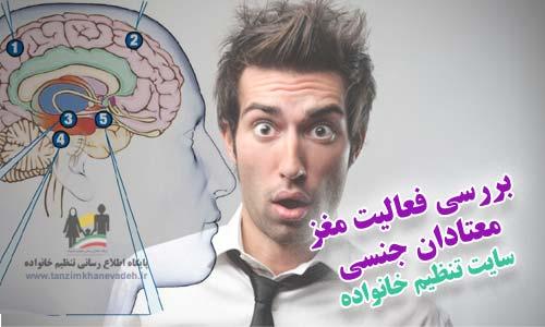 بررسی فعالیت مغز معتادان جنسی