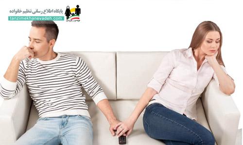 زوج ها چطور تصمیم مشترک بگیرند