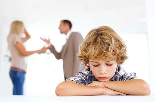 آیا به فرزندمان بگوییم میخواهیم طلاق بگیریم