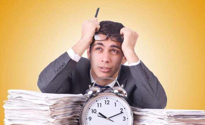 حواس پرتی و کاهش تمرکز نشانه چیست