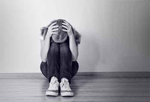 وقتی خودتان هم نمی دانید افسرده اید