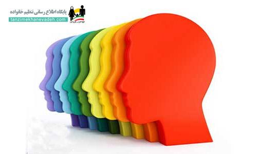 رنگ شخصیت خودتان را می دانید؟
