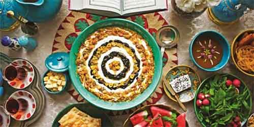 سحر و افطار چی بخوریم