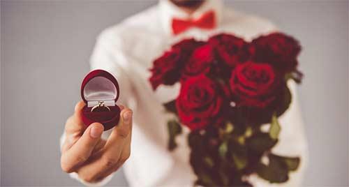نحوه درخواست ازدواج و خواستگاری از دختر