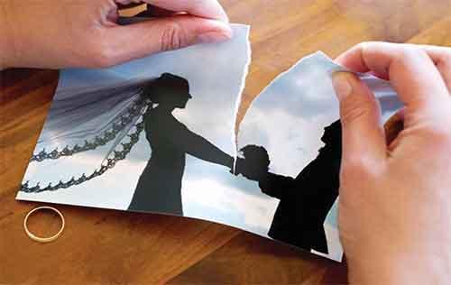 کدام زندگی ها زود به طلاق کشیده می شود