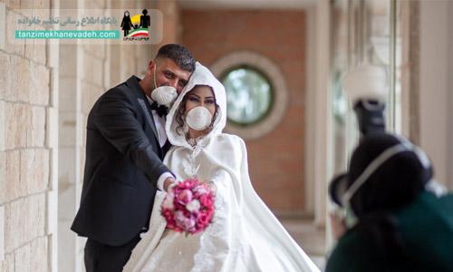 طلاق 3 دقیقه بعد از ازدواج