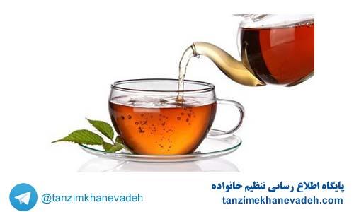 چای و یبوست