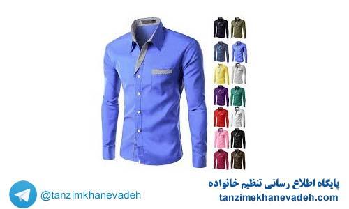 هدیه برای روز مرد پوشاک مردانه