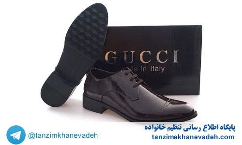 هدیه برای روز مرد ست کیف و کفش مردانه